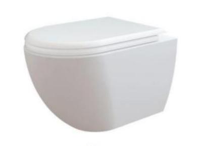 Toilet Met Sproeier : Creavit hang wc rim off met sproeier fe interdal